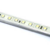 LED light bar – Aluminium