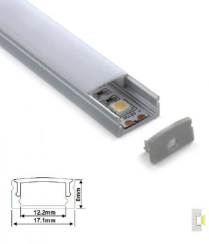Aluminum Extrusion (Straight)